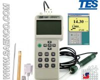 TES-1381 Conductivity & pH/ORP Meter