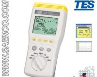 TES-33 Battery Capacity Tester